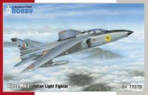 Special Hobby 72370 HAL Ajeet Mk. I Indian Light Fighter 1/72