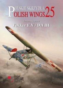 Stratus 58259 Polish Wings No. 25 Fokker E.V/D.VIII