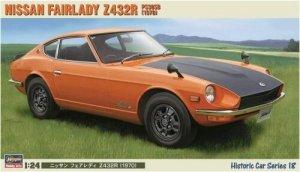 Hasegawa HC18 Nissan Fairlady Z432R 1970 1/24
