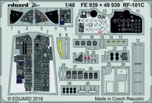 Eduard FE939 RF-101C 1/48 KITTY HAWK