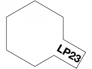 Tamiya 82123 LP-23 Flat clear 10ml