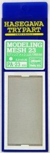 Hasegawa PA23 Modeling Mesh Hexagon-Medium