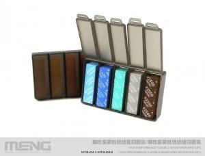 Meng Model MTS-042 High Performance Flexible Sandpaper ( Extra FineSet ) ( zestaw do szlifowania )