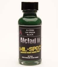 Alclad II ALC-E664 IJN Green Black 30 ML