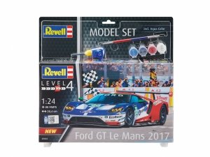 Revell 67041 Ford GT Le Mans 2017 - Model Set 1/24
