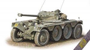 ACE 72459 EBR 90 F1 mod.1951 w/FL-11 turret wheeled tank  1/72