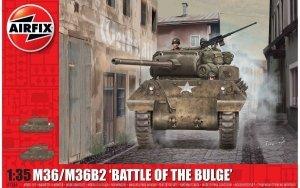 Airfix 1366 M36/M36B2 Battle of The Bulge 1/35