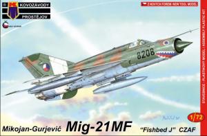 Kovozavody Prostejov KPM0084 MiG-21MF  1/72