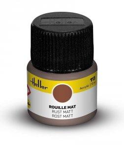 Heller 9113 113 Rust - Matt 12ml