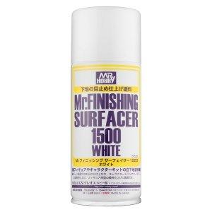 Mr.Hobby B-529 Mr.Finishing Surfacer 1500 White 170ml