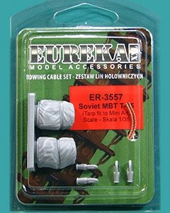 Eureka XXL ER-3557 Towing cables for T-55 (1:35)