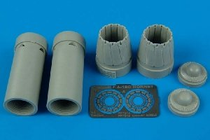 Aires 7214 F/A-18C exhaust nozzles - closed 1/72 ACADEMY