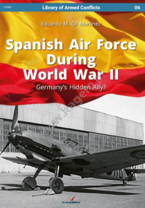 Kagero 91006 Spanish Air Force During World War II EN