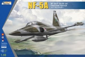 Kinetic K48110 NF-5A Freedom Fighter 1/48