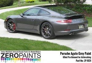 Zero Paints 1031 Agate Grey Metallic M7S 60ML