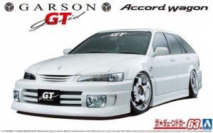 Aoshima 05797 Garson Geraid GT CF6 Accord Wagon '97 1/24