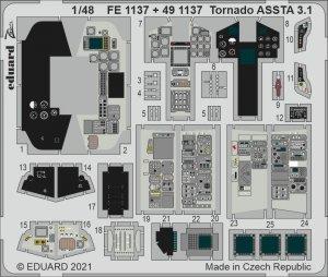 Eduard 491137 Tornado ASSTA 3.1 interior for Revell 1/48