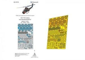 Microdesign MD 032216 AH-1G Cobra exterior detail set 1/32