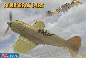 Art Model 7206 Polikarpov I-185 (1:72)