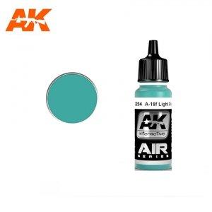 AK Interactive AK 2254 A-18F LIGHT GREY-BLUE 17ml