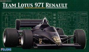 Fujimi 091952 Lotus 97-T-1985 (GP3) Renault 1/24