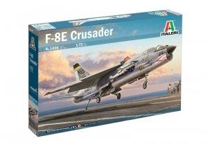 Italeri 1456 F-8E Crusader 1/72