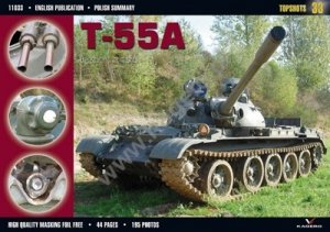 Kagero 11033 T-55A EN/PL