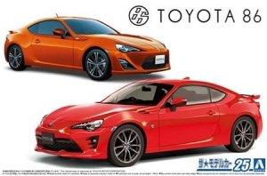 Aoshima 05966 ZN6 Toyota 86 1/24