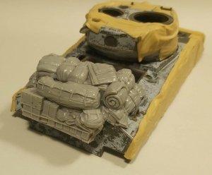 """Panzer Art RE35-660 Stowage set for M4A3 """"Sherman"""" 1/35"""