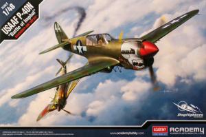 Academy 12341 USAAF P-40N Battle of Imphal 1/48