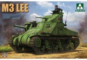 Takom 2085 US M3 Medium tank Lee Early version 1/35