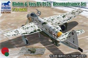Bronco GB7006 Blohm Voss BV P.178 Reconnaissance Jet