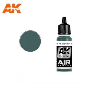 AK Interactive AK 2265 AO MIDORI IRO (BLUE -GREEN) 17ml