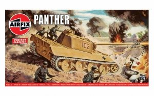 Airfix 01302V Panther Tank Vintage Classics 1/76