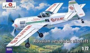 A-Model 72271 Russian aerobatic aircraft SU-31 1:72