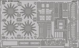 Eduard 48635 B-24D exterior REVELL/MONOGRAM (1:48)