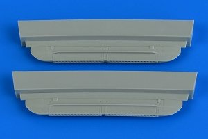 Aires 7369 MiG-23MLD chaff/flare dispenser (empty) 1/72