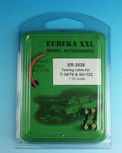 Eureka XXL ER-3528 T-34/76 i dział samobieżnych 1:35