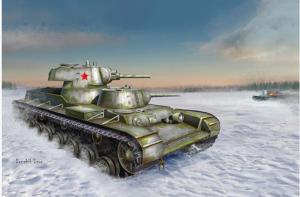 Trumpeter 09584 Soviet SMK Heavy Tank 1/35