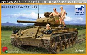 Bronco CB35166 French M24 Chaffee In Indochina War (1:35)