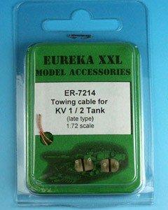 Eureka XXL ER-7214 KW-1/2 późnego typu 1:72