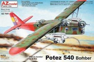 AZ Model AZ7641 Potez 540 Bomber 1/72