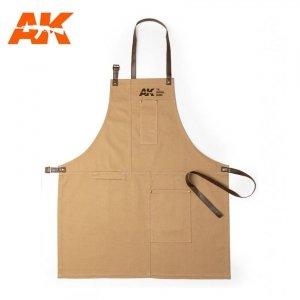 AK Interactive AK 9201 OFFICIAL APRON CAMEL / Fartuch modelarski