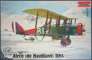 Roden 422 Airco (de Havilland) DH4