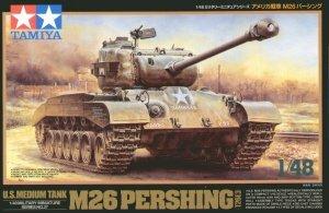 Tamiya 32537 U.S. Medium Tank M26 Pershing (1:48)