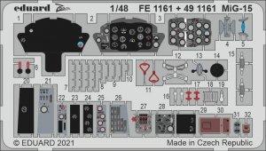 Eduard FE1161 MiG-15 BRONCO / HOBBY 2000 1/48