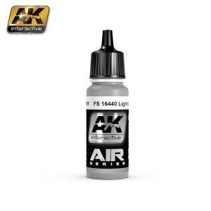 AK Interactive AK 2051 FS 16440 Light Gull Gray