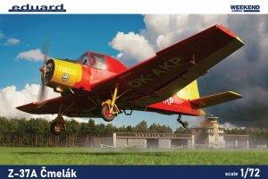 Eduard 7456 Z-37A Čmelák Weekend edition 1/72