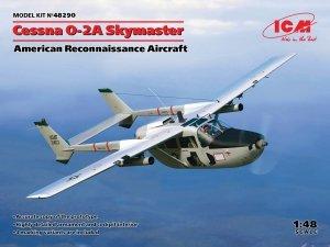 ICM 48290 Cessna O-2A Skymaster, American Reconnaissance Aircraft 1/48