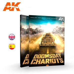 Ak Interactive 258 - Doomsday Chariots - Modeling (English/Spanish)